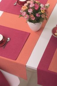 Tischläufer Loft violett 50x140cm Fb. 35