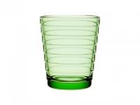 Aino Aalto Glas 2er Set apfelgrün 22 cl
