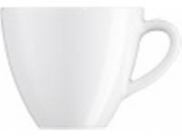 Profi weiss Kaffee-Obertasse