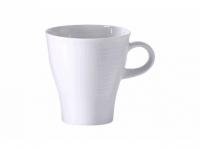 Move Sequence weiss Kaffee-Obertasse