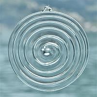 Fensterhänger Spirale Ø 140 mm