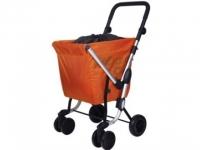 Einkaufswagen WE GO mandarine 244
