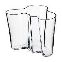 Aalto Vase 16cm klar von iittala