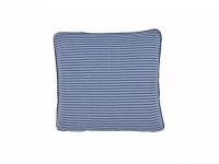 Kissenhülle Muchy Skinny Stripe blau 4..