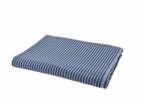 Plaid Muchy Skinny Stripe blau 130x170cm