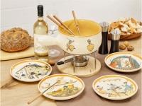 Rheinfelder Keramik Fondue-Set Carigie..