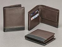 Bobbi 3 Portemonnaie braun