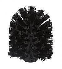 Ersatzbürste PVC schwarz