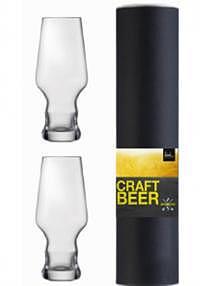 Craft Beer Becher 2 Stück in Geschenkr..