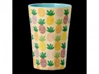 RICE Melaminbecher gross Pineapple Pri..
