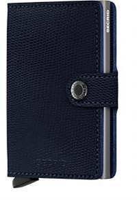 Secrid Miniwallet Rango Blue Titanium