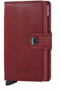 Secrid Miniwallet Rango Red Bordeaux