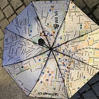 Taschenschirm Rainmap Wil SG