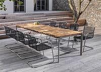 Fischer Möbel Swing Tisch 222x90cm mit..