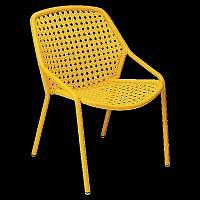 Croisette Sessel honig