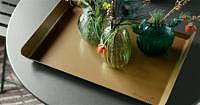 Alto Tablett 36x23cm kaktus