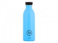24bottles Trinkflasche Stahl 0.5l hell..