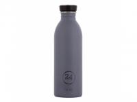24bottles Trinkflasche Stahl 0.5l grau