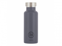 24bottles Thermosflasche Stahl 0.5l grau