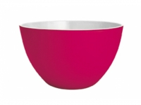 zak! Duo Schüssel pink/weiss 28cm