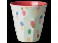 RICE Melaminbecher medium Dapper Dot P..
