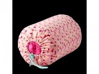 RICE Schlafsack Pastel Neon Coral mit ..