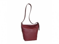 Latina neu Ledertasche gross vino
