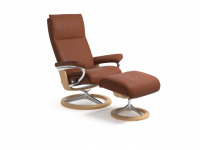 Stressless Aura (M) Signature Sessel u..