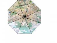 Taschenschirm Rainmap Frauenfeld