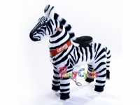 PonyCycle Medium Zebra