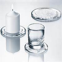 Glasuntersatz klein Ø 90 mm