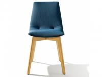 6 x Stuhl Lui von Team7