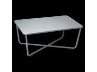 Croisette niedriger Tisch gewittergrau